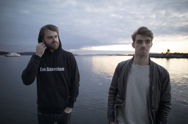 The Chainsmokers estrenan el vídeo de 'Paris'