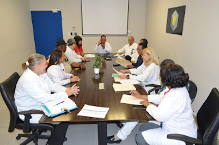 Hospital de Herrera Activa Comité de emergencia ante paso tormenta Dorian