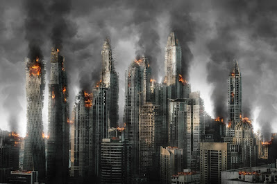 صور لدمار الأرض