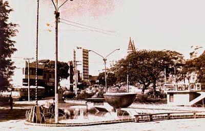 Praça Estephânia de Carvalho (Popular Zé Garoto). 16/09/1975. Pedro. Jornal O Fluminense.