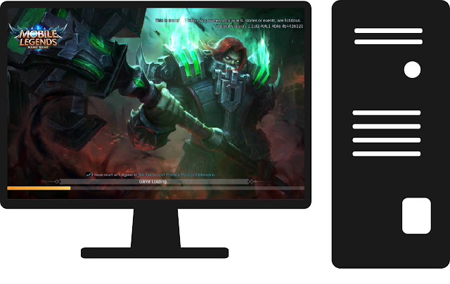Cara Bermain Mobile Legends di PC dan Laptop