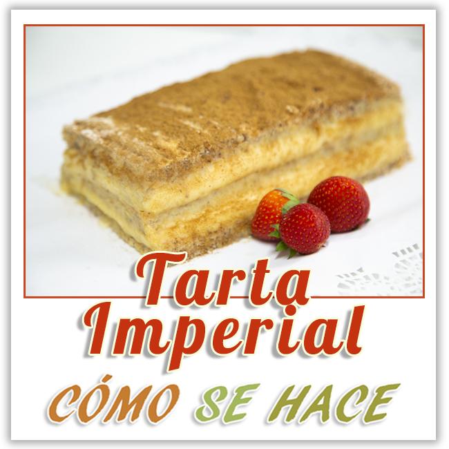 TARTA IMPERIAL