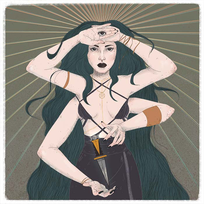 Ilustración de Ana María Guarín