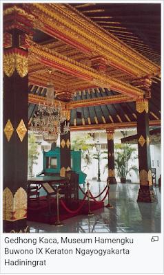 Berwisata sejarah dan budaya di Kediaman Sultan jogjakarta
