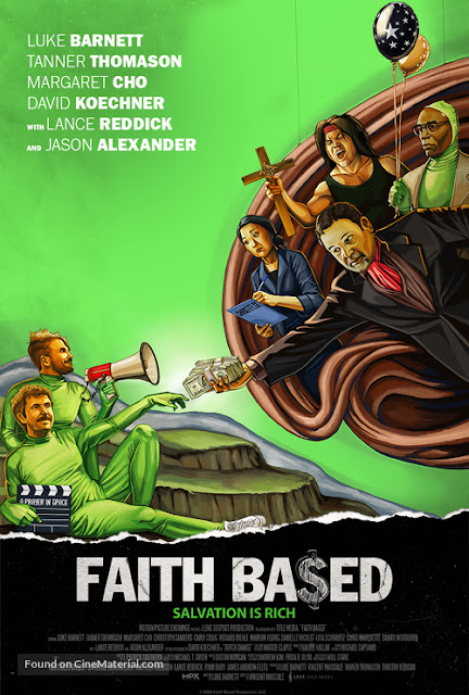 Movie poster for Faith Based