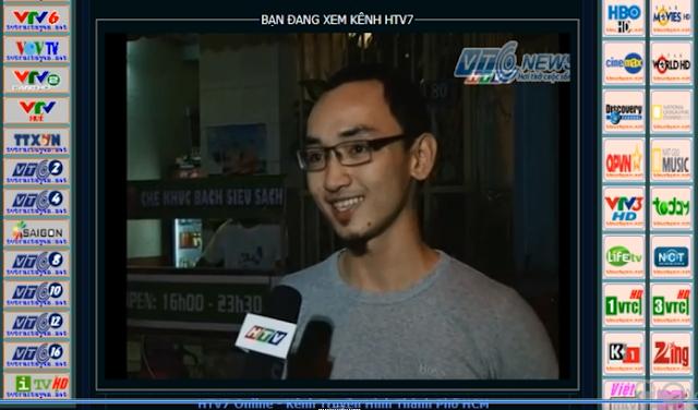HTV7 chương trình du lịch đêm Đà Nẵng