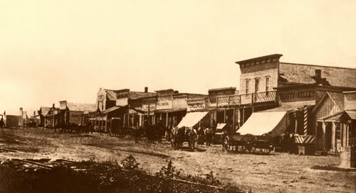 Mr Hall S American History Class Dodge City Kansas