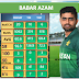 Which player scored the most runs in all three formats in the year 2019, Virat, Rohit or Babar Azam