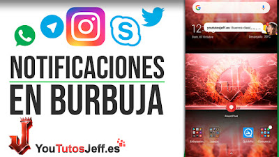 Notificaciones Flotantes Whatsapp, Telegram, Instagram y Mas - Trucos Notificaciones
