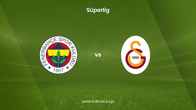 Fenerbahçe - Galatasaray | 06.02.2021 | Full HD izle