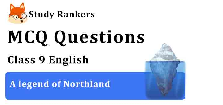 MCQ Questions for Class 9 English A legend of Northland Beehive
