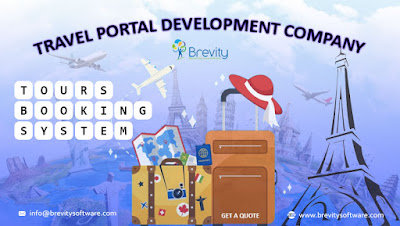 Tours Booking System Software - Travel Portal Development Company