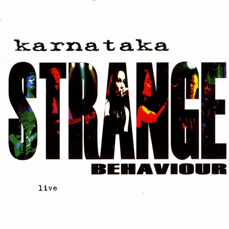 Karnataka - Strange Behaviour (2004)