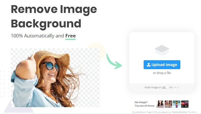 Program de scos fundalul unei poze online