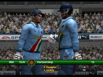 EA Sports Cricket 2007 Download Full Version PC Game Torrent Link