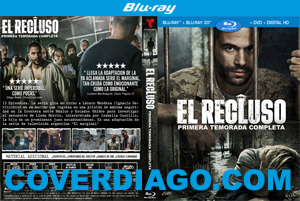 El Recluso -  Temporada / Season 01 - BLURAY
