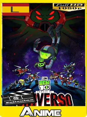 Ben 10 versus el Universo (2020) HD [1080P] latino [GoogleDrive] dizonHD