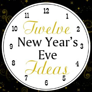 New Year Eve Party | Themes | Ideas for adults | Games | Teenagers | 2017