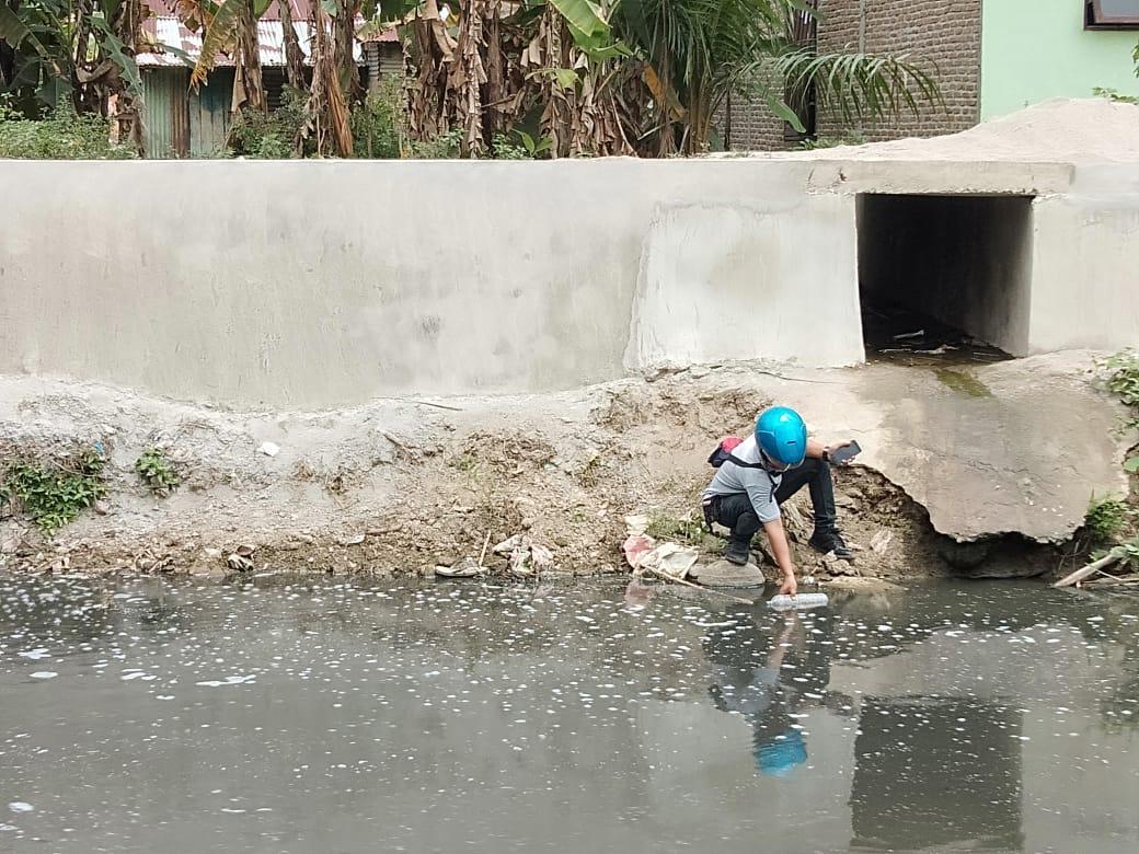Pencemaran Sungai Matapao