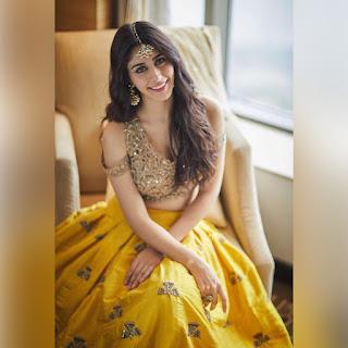 Loveratri girl Warina Hussain