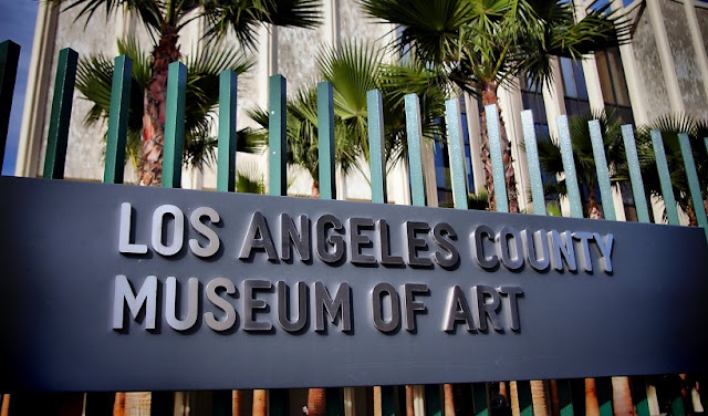 Tour pelo County Museum of Art em Los Angeles