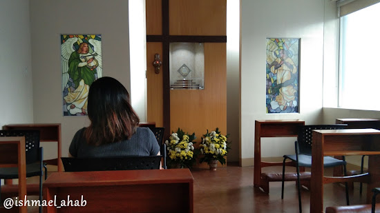 Adoration Chapel of St. Francis Church in Ortigas, Mandaluyong