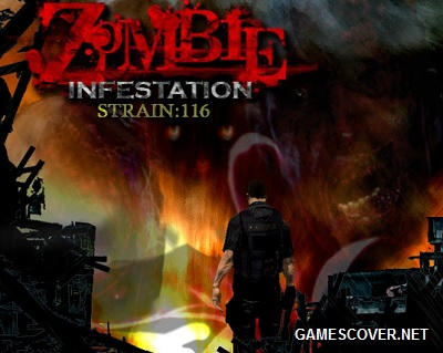 Zombie Infestation Strain 116 Game