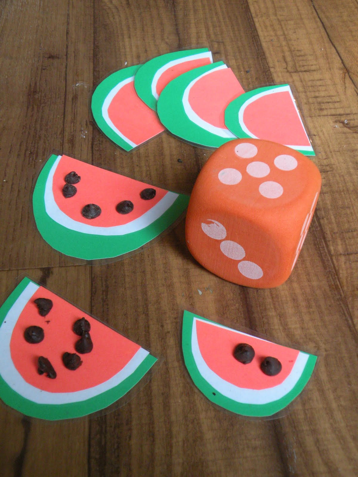 Toddler Approved Edible Watermelon Seeds