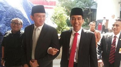 Nihil Komentar Soal Kebijakan di DKI, Jokowi Diduga Tersandera Politik Ahok