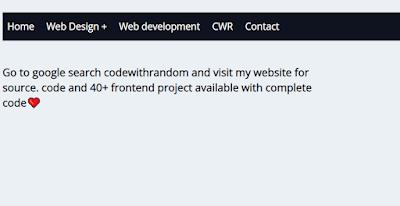 html dropdown menu   dropdown menu using html css