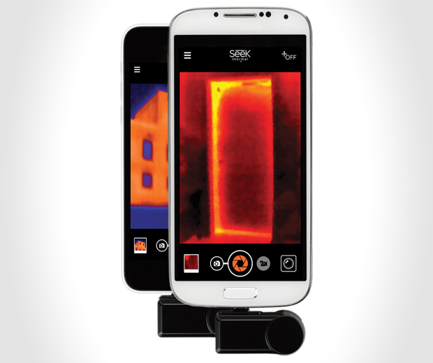 Seek Thermal Camera for Android and iPhone