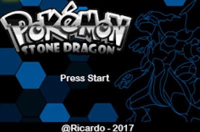 Pokemon Stone Dragon 1 para GBA Imagen Portada