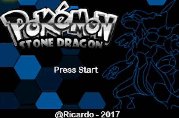 Pokémon Stone Dragon (GBA)