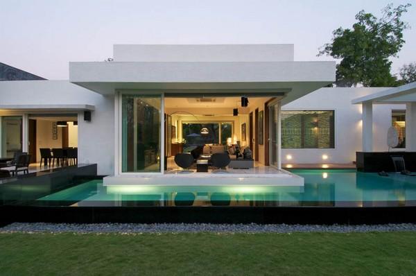 modern dream house exterior designs ideas