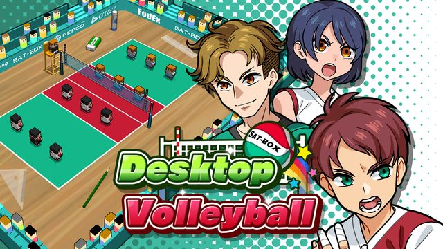 Desktop Volleyball v1.0 NSP XCI For Nintendo Switch