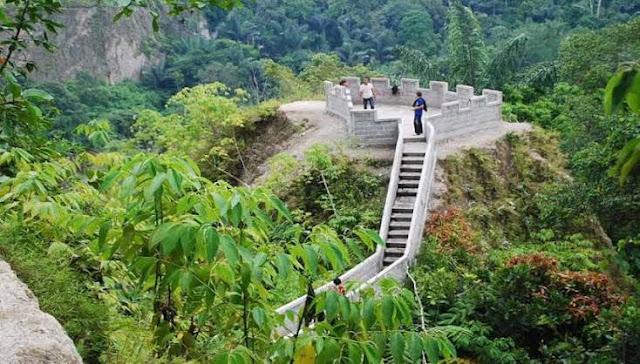 Wisata Janjang Saribu Bukittinggi