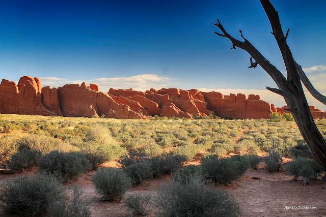 Arches National Park Utah geology travel copyright RocDocTravel.com