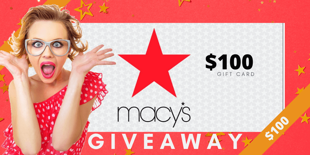 Win A $100 Gift Card To Macy's By Barbie's Beauty Bits