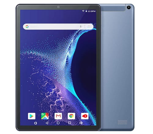VANMICRO Octa-Core Processor Android OS 10 Inch Tablet