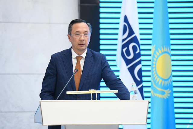 منظمة الامن والتعاون الاوربي تعين السفير الكازاخي خيرات عبد الرحمنوف مفوضا ساميا لشؤن الاقليات القومية