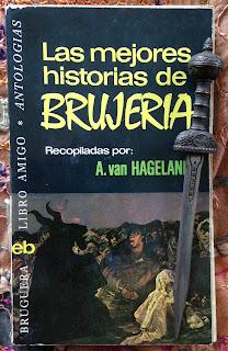 Portada del libro Las mejores historias de brujería, de varios autores