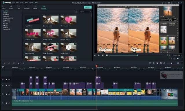 برنامج, فيلمورا, لانشاء, وتعديل, ومونتاج, الفيديوهات, بطريقة, إحترافية, Filmora