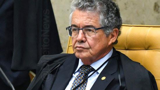 marco aurelio suspende condenacao prova juiz