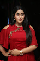 Poorna in Maroon Dress at Rakshasi movie Press meet Cute Pics ~  Exclusive 88.JPG