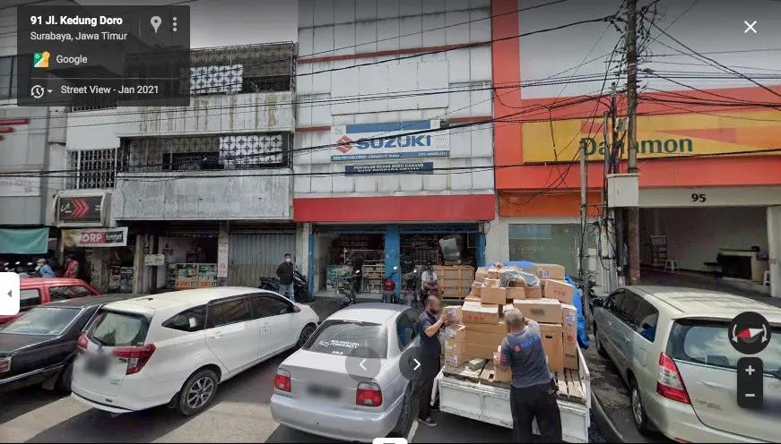 Raya Persada Utama - Spare Part Mobil Suzuki Terlengkap Surabaya