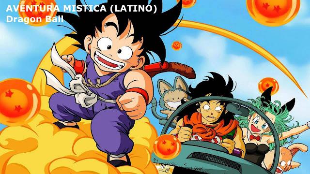 Dragon Ball: Una Aventura Mística (1/1) (710MB) (HDL) (Latino) (Mega)