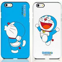 Cetak Casing Gambar Doraemon