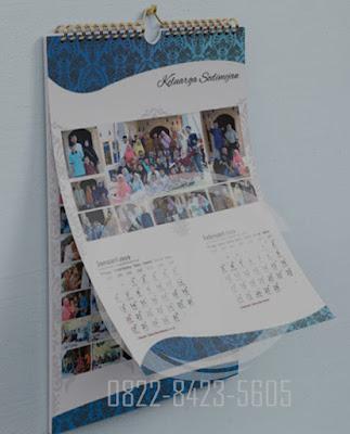 Cetak Kalender Murah 24 Jam