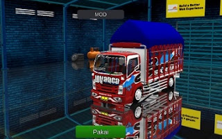 Bussid Truck Canter Jovanca Full Anim