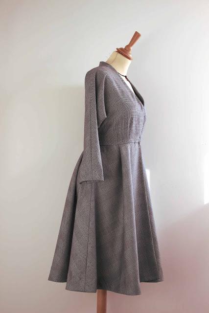 Robes sur mesure par couturière à Versailles
